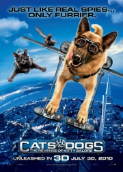 Кошки против собак: Месть Китти Галор (Cats & Dogs: Revenge of Kitty)