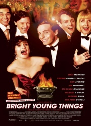 Постер к фильму Золотая молодежь (Bright Young Things)