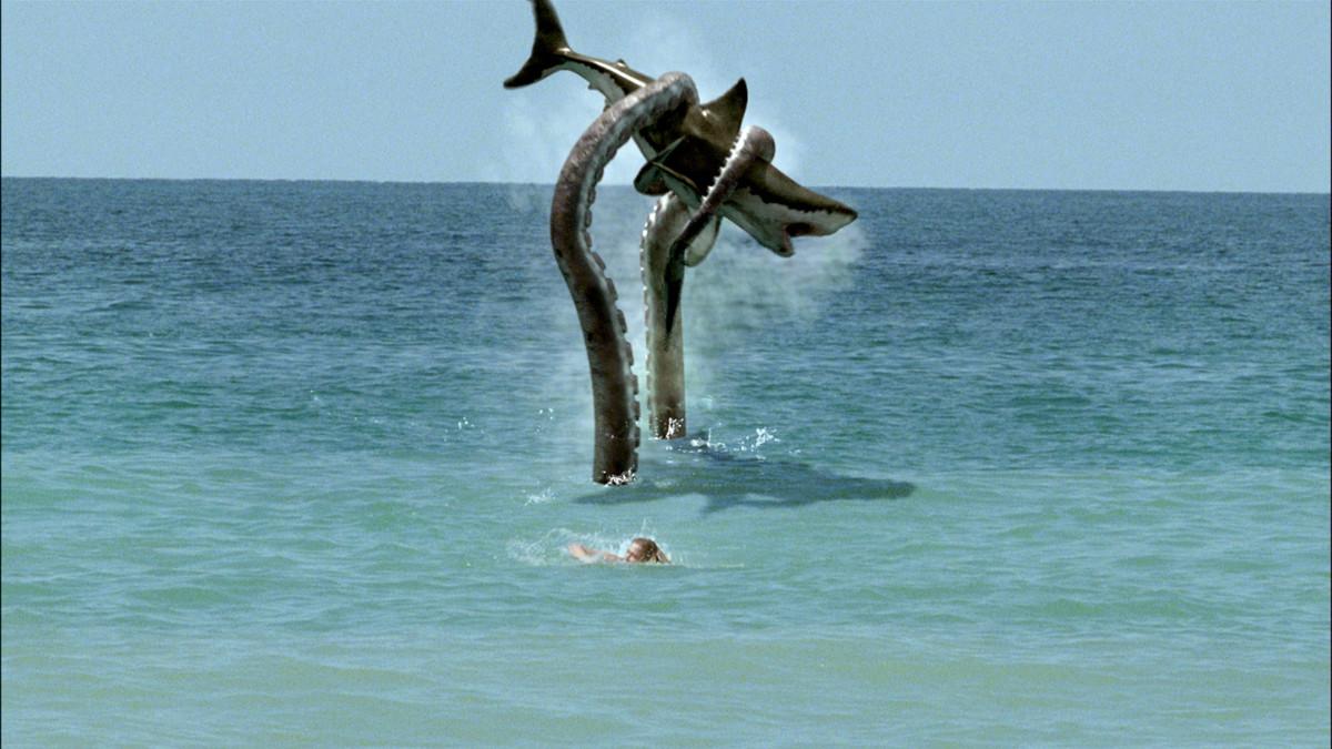 дельфины акулы осьминоги биороботы картинки