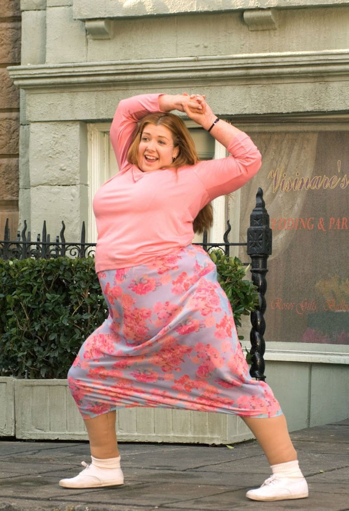 Фильм про толстушку которая похудела