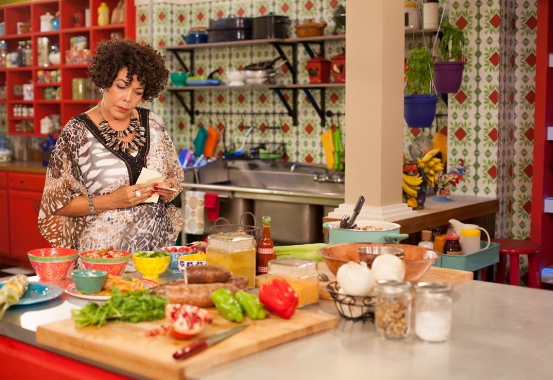 Талия на кухне фото