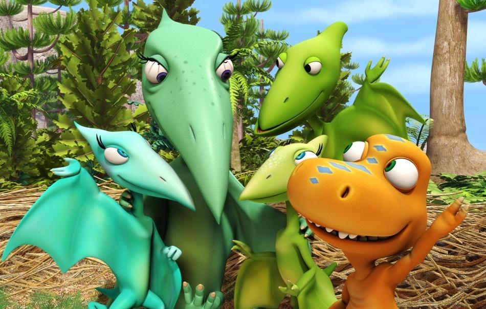 Поезд динозавров картинки динозавров