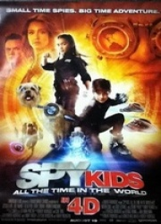 Дети шпионов в 4D (Spy Kids 4: All the Time in the World)